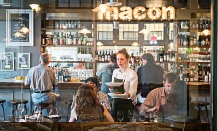 Macon Bistro & Larder in Northwest Washington, DC. (Photo by Scott Suchman/For the Washington Post)