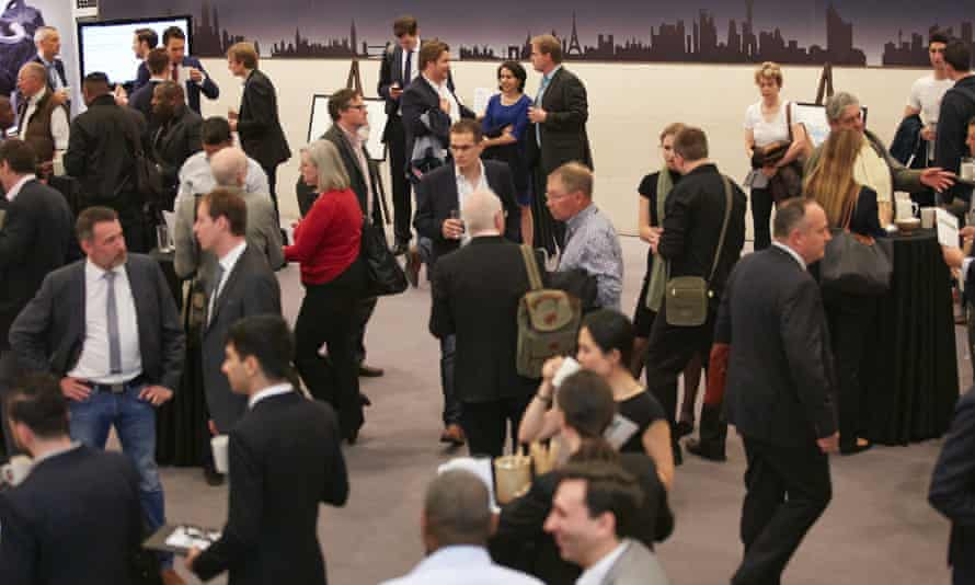 Saxo networking event