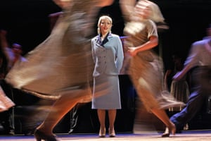 2006: Elena Roger @ Adelphi Theatre.