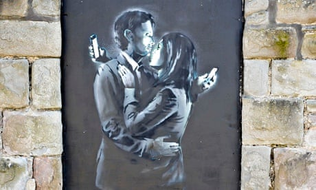 Banksy Artwork Brings Windfall To Bristol Youth Club Art And Design The Guardian