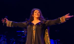 Mandatory Credit: Photo by Ken McKay/REX  Kate Bush: Before The Dawn live at The Eventim Apollo, Hammersmith, London, Britain - 26 Aug 2014