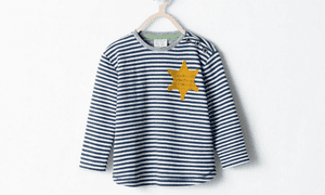 Zara Removes Striped Pyjamas With Yellow Star Following
