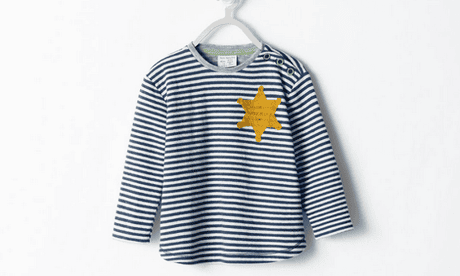 Zara removes striped pyjamas with yellow star following online outrage