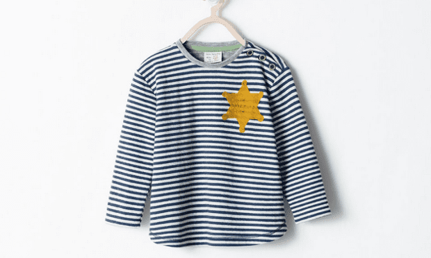 Zara removes striped pyjamas with yellow star following online ...