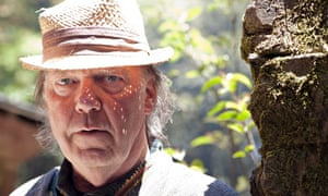 Divorce… Neil Young and wife Pegi are to divorce after 36 years together