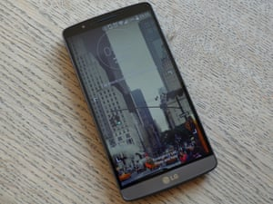LG G3 review: the best phablet to date   Technology   The
