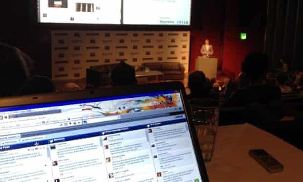 Live-tweeting at #TradingDebates