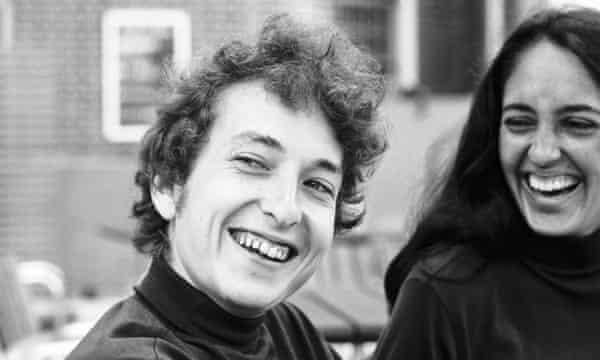 Bob Dylan and Joan Baez, 1964