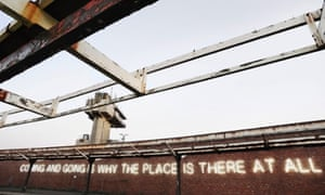 Tim Etchells, Is Why the Place.