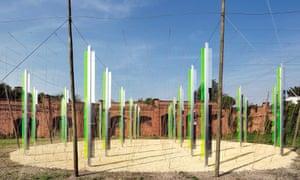 Jyll Bradley, Green/Light (for M.R.),