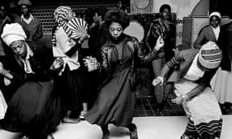 Wolverhampton youth club disco, 1978.