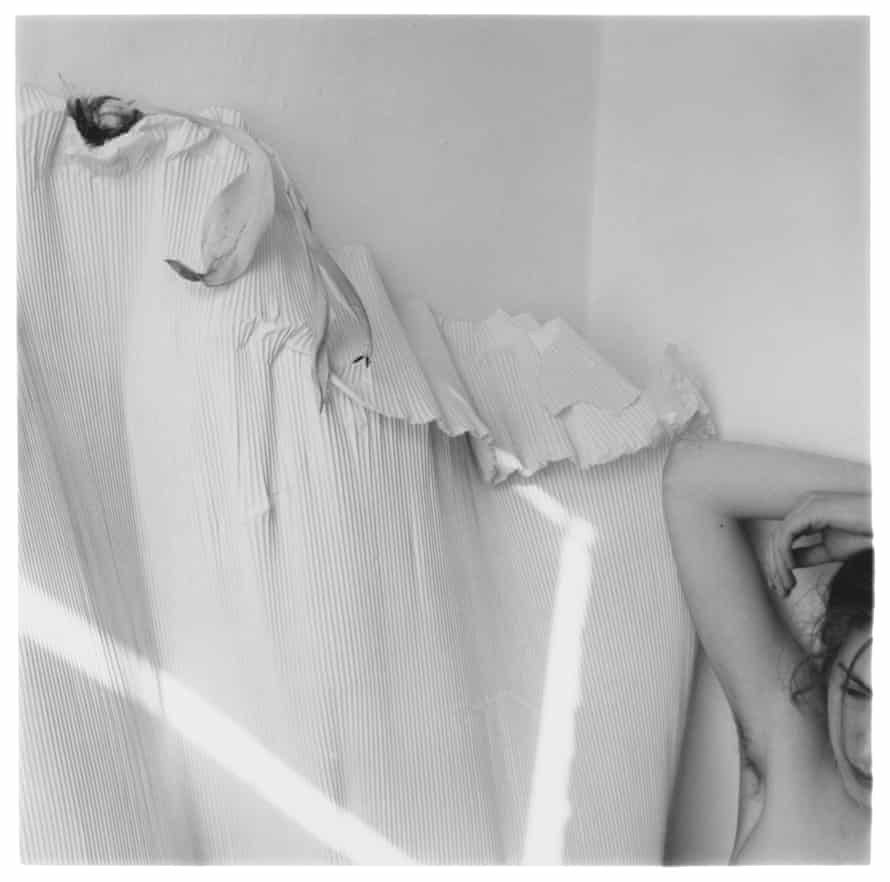 Francesca Woodman Untitled, New York, 1979-1980. Gelatin silver estate print