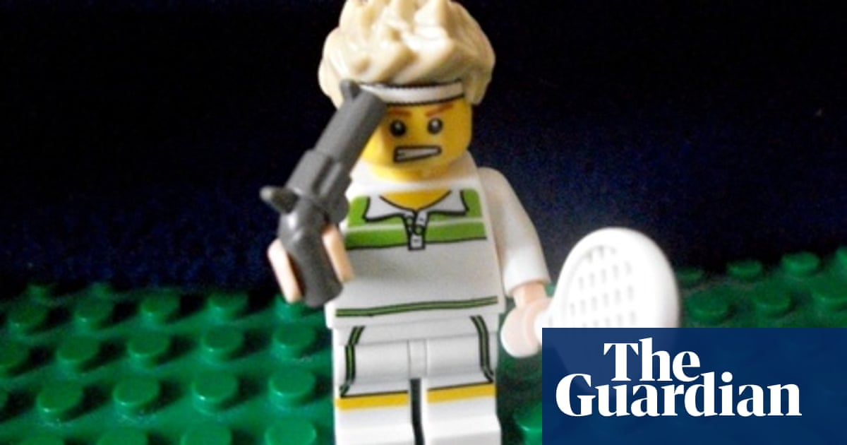 David Foster Wallace novel translated by an 11-year-old – into Lego