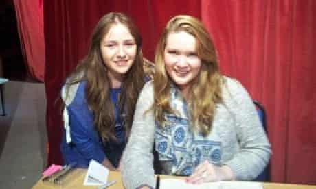 Sarah J Maas with children's books site member