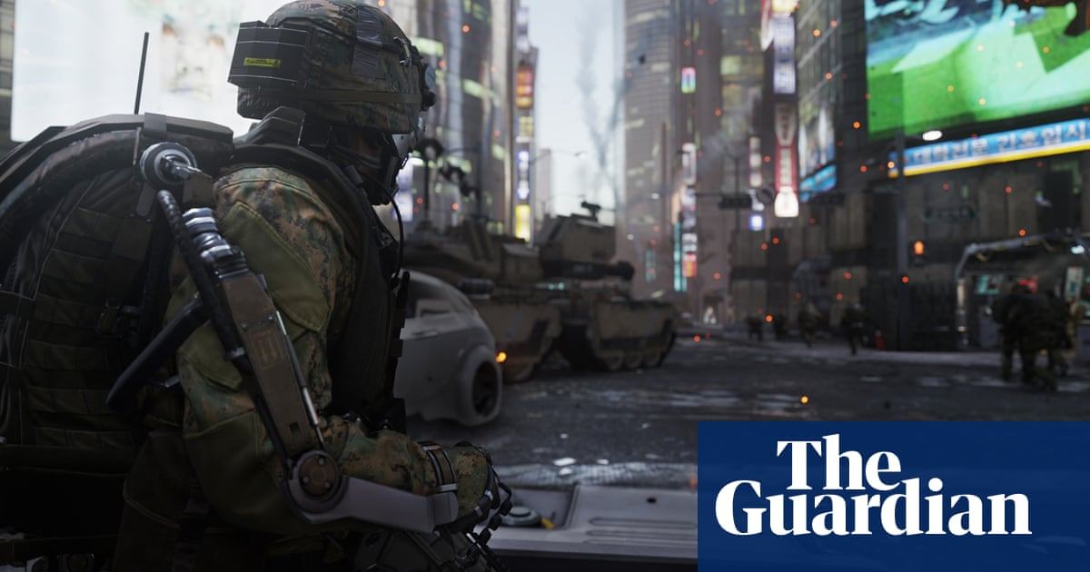 Call of Duty: Advanced Warfare: 'We worked with a Pentagon
