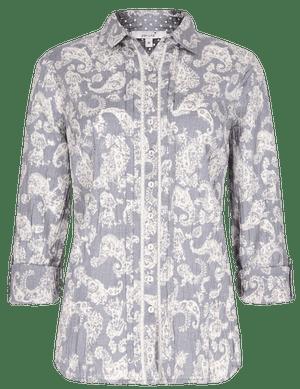 Per Una Floral Shirt