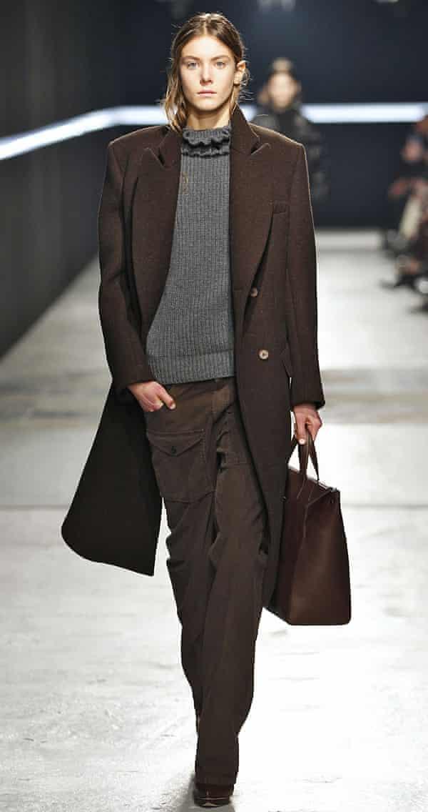 Christopher Kane ready-to-wear A/W 2014 show  at London fashion week.