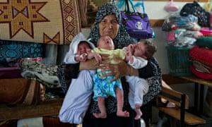 gaza babies