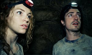 As Above, So Below review – neither scares nor amuses very satisfyingly |  Film | The Guardian
