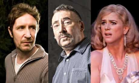 actors advice: McGann Sher Stubbs