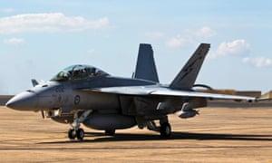 Australia Super Hornet
