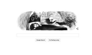 Google doodle Sheridan Le Fanu
