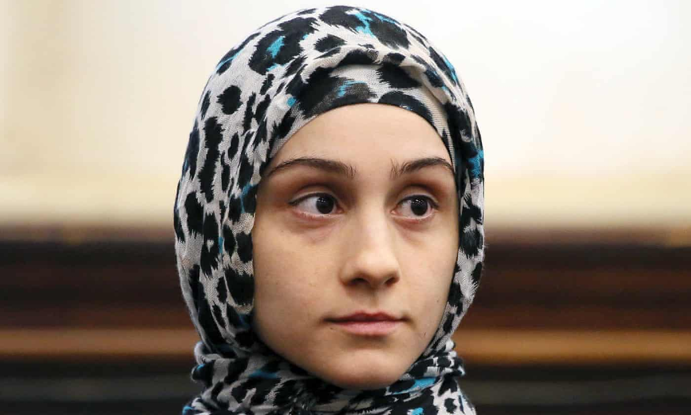 Boston Marathon suspect's sister charged with making bomb threat