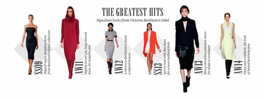 Victoria Beckham, greatest hits