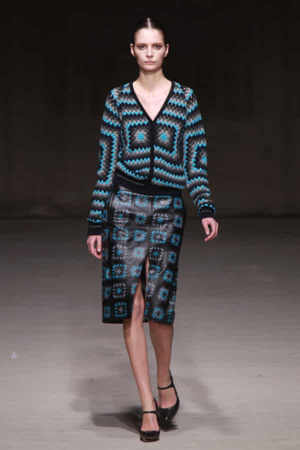 The Christopher Kane A/W 2011 show