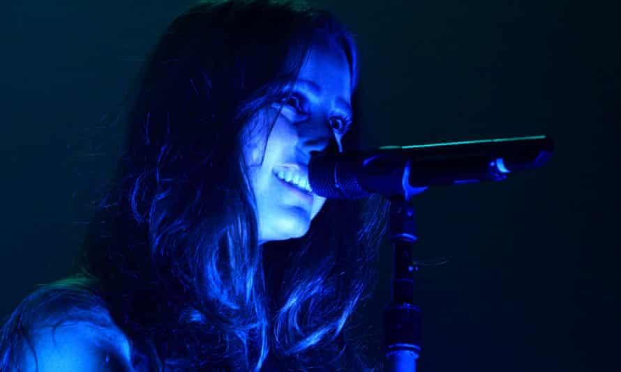 Banks in concert in Camden, N.J.