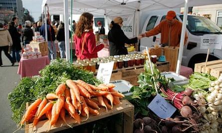 Farmer's market Dupont
