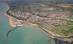 Aerial Views of Flokestone