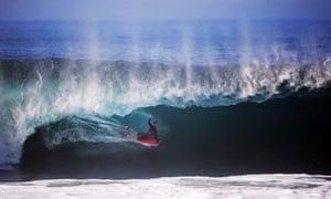 hurricane marie surf