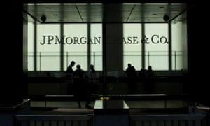 JP Morgan's New York headquarters