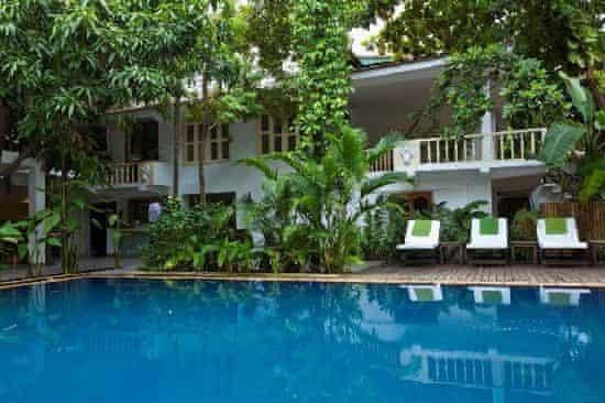 Room at Villa Langka