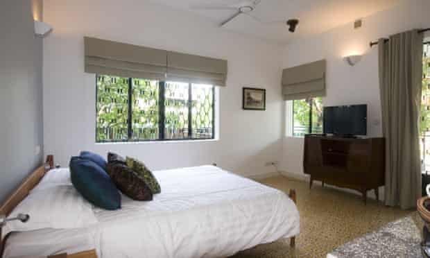 Room at The Sangkum, Phnom Penh
