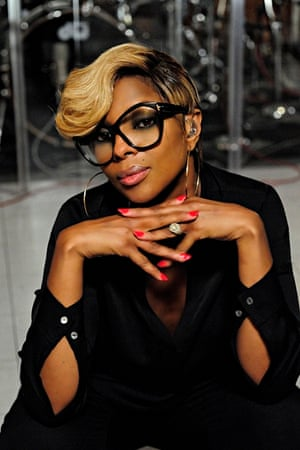 Mary J Blige interview: 'The UK is a better place to make