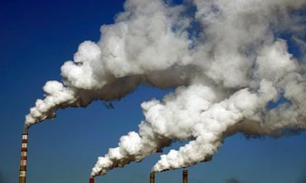 air pollution food security