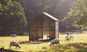 Homes: Paul Smith shed