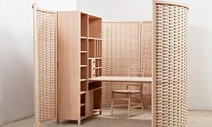 Homes: privacy desk