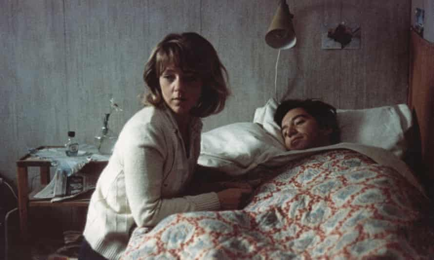 A scene from Andersson's 1975 feature film, Giliap.