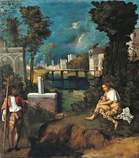 Giorgione – The Tempest (1506-8)