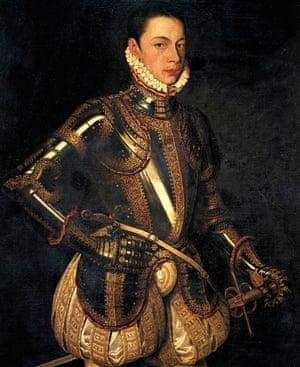 Portrait of Alessandro Farnese