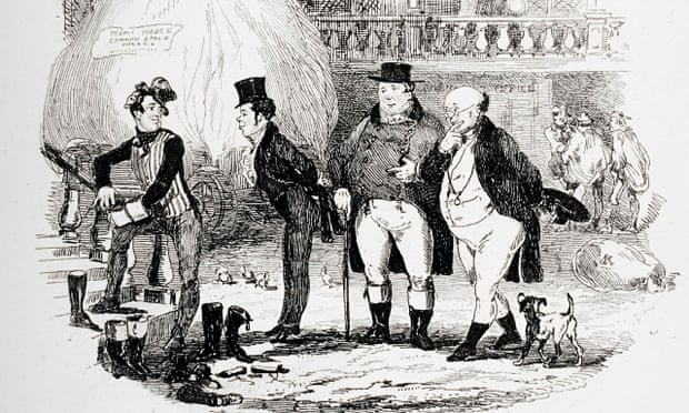 Dickens pickwick papers