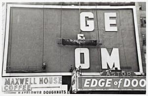 New York City, c1949.