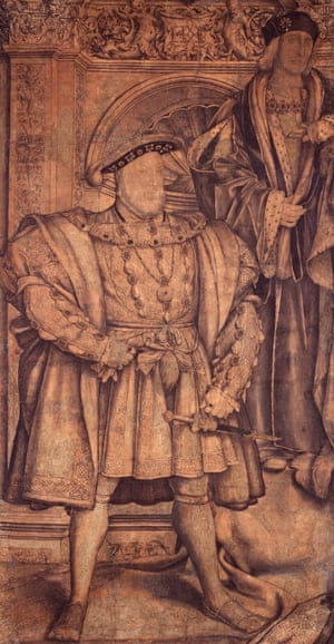 King Henry VIII by Hans Holbein the Younger