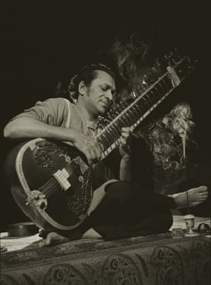 Ravi Shankar, c.1967