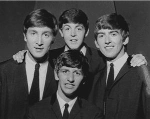 The Beatles, c.1962