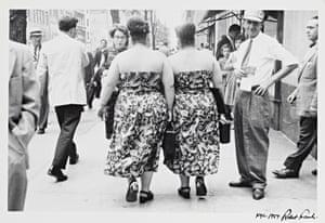 NewYork City, early 1950s.