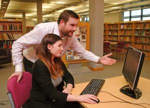 Job Clubs, Libraries NI, Northern Ireland